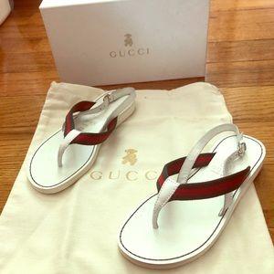 a4402541a Gucci Sandals & Flip Flops for Kids | Poshmark